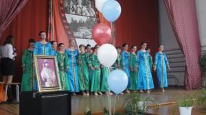 танц.коллектив школы 71 п.Кедровый